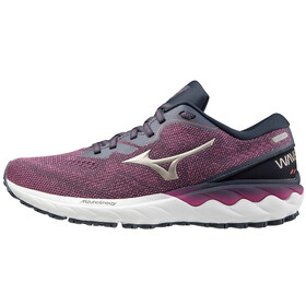 Mizuno Wave Skyrise 2 Shoes Women, ibi srose/platinum gold/india ink